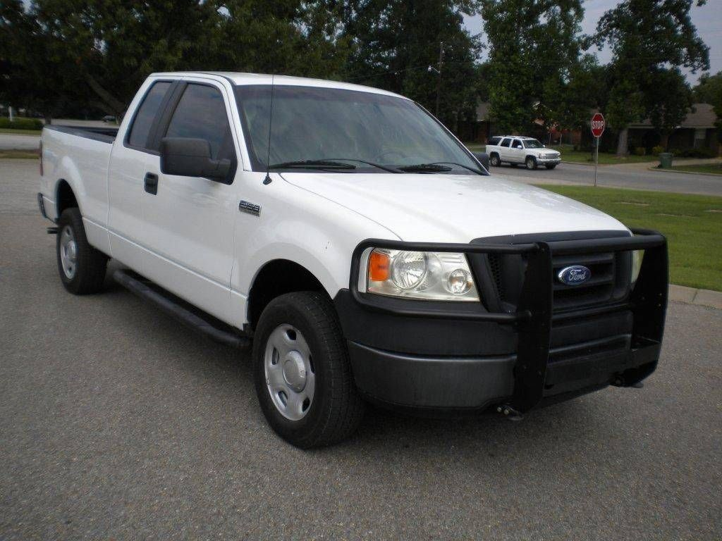 2007 ford f150 4x4 extended cab j m wood auction company inc. Black Bedroom Furniture Sets. Home Design Ideas