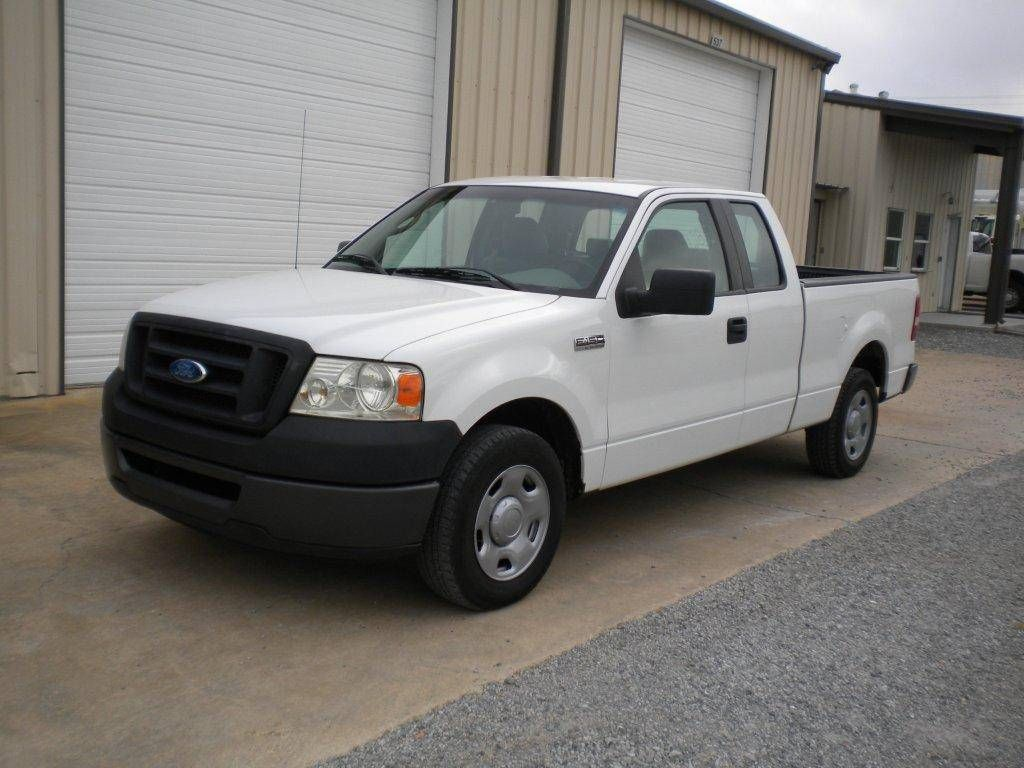 2008 ford f150 extended cab j m wood auction company inc. Black Bedroom Furniture Sets. Home Design Ideas