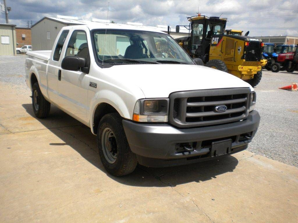 2004 ford f250 extended cab j m wood auction company inc. Black Bedroom Furniture Sets. Home Design Ideas