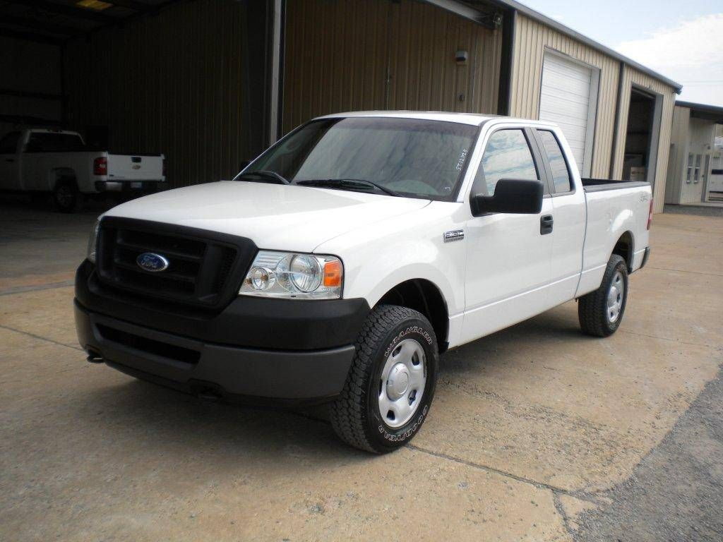 2008 ford f150 4x4 extended cab j m wood auction company inc. Black Bedroom Furniture Sets. Home Design Ideas