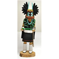 Hopi Crowmother Kachina - Earl Arthur