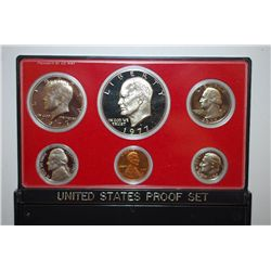 1977-S US Mint Proof Set; EST. $7-15