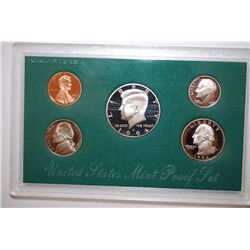 1994-S US Mint Proof Set; EST. $8-15