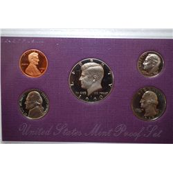 1990-S US Mint Proof Set; EST. $5-10