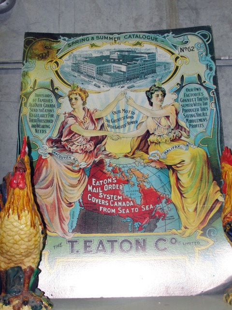 t eatons company ipo One of the most widely recognized companies in ontario and canada for over a century, the t eaton company at one time touched on many aspects of the lives of ontarians and canadians, both through its retail outlets and its contribution to the community.