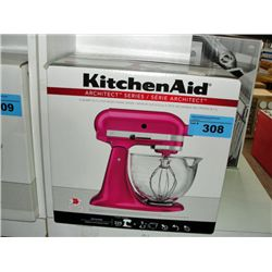 New kitchenaid architect series 5 quart tilt for Kitchenaid f series