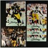 Lot of (5) Jason Gildon Signed Steelers 8x10 Photos (SOP COA)