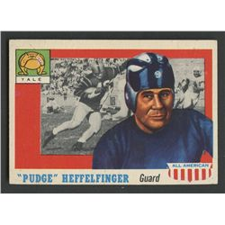 1955 Topps All American #18 Pudge Heffelfinger SP RC