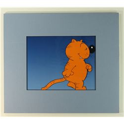 Heathcliff Original Animation Production Cel (PA LOA)