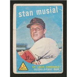 1959 Topps #150 Stan Musial