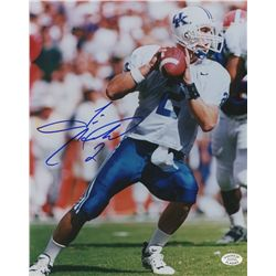 Tim Couch Signed Kentucky 8x10 Photo (SOP COA)