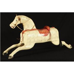 Antique Rocking Horse Joske's San Antonio, Texas