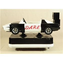 Coin Operated D.A.R.E. Police Car Ride