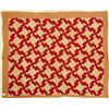 Red Texas Quilt