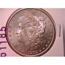 1878-S Morgan Dollar Ch MS64