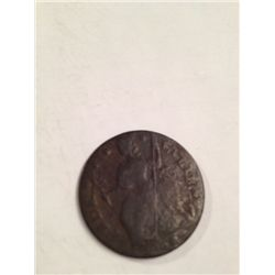 1787 Colonial Connecticut Coin
