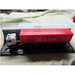 HO SCALE Tractor Trailer