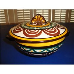 French Quimper HB tureen