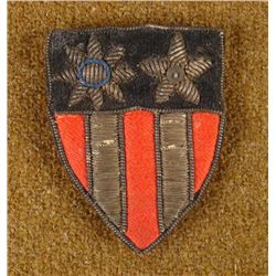 WWII CBI Patch China Burma India Theater of Op 1938-42