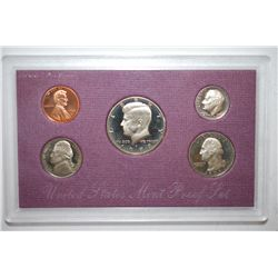 1989-S US Mint Proof Set; EST. $5-10