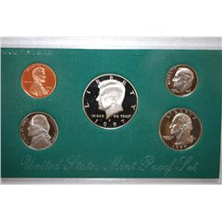 1997-S US Mint Proof Set; EST. $10-20