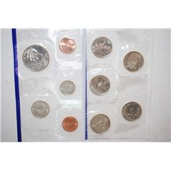 1999-P US Mint Coin Set With State Quarter Mint Coin Set; UNC; EST. $10-20