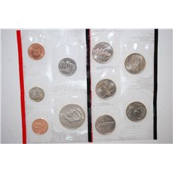 1999-D US Mint Coin Set With State Quarter Mint Coin Set; UNC; EST. $10-20