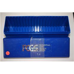 Professional Coin Grading Service (PCGS) Graded Coin Holder; EMPTY; EST. $5-10