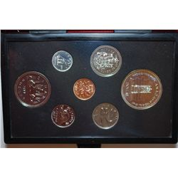 1977 Canada Mint Proof Foreign Coin Set; Royal Canadian Mint; EST. $10-15