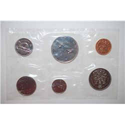 1980 Canada Mint Foreign Coin Set; EST. $5-10