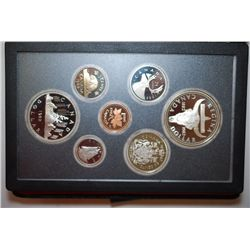 1982 Canada Mint Foreign Proof Set; EST. $26-30