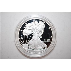 2011-W US Silver Eagle $1 Proof; 99.9% Silver .999 Oz.; EST. $55-70