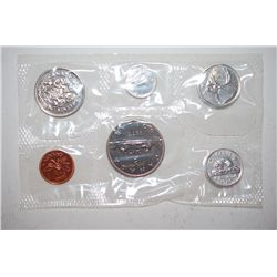 1976 Canada Mint Foreign Coin Set; EST. $5-10