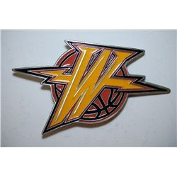 Warrior Basketball Belt Buckle; EST. $5-10