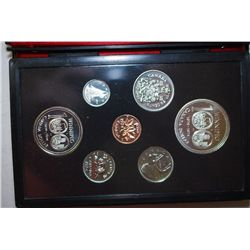 1974 Canada Mint Foreign Proof Coin Set; Royal Canadian Mint; EST. $10-15