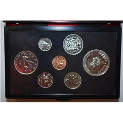 1975 Canada Mint Foreign Proof Coin Set; Royal Canadian Mint; EST. $5-10