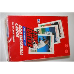 1991 MLB Triple A Baseball Trading Cards; Unopened Box; Lot of 36; EST. $20-40