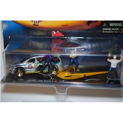 1998 Mattel Hot Wheels Inc. Cal State L.A. Solar Eagle III Action Pack; EST. $10-20
