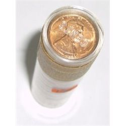 ROLL OF 1962 *RARE BU BRILLIANT UNCIRCULATED* LINCOLN PENNIES *RARE BU HIGH GRADE* ROLL OUT OF SAFE!
