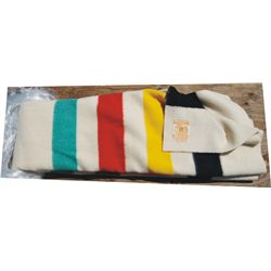 Hudson Bay wool blanket
