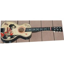 Gene Autry kids guitar