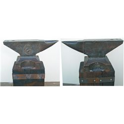 Vulcan 100 pound anvil