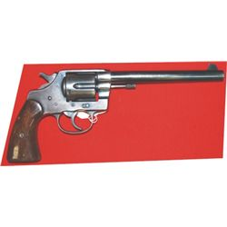 "Colt New Service .38-40 7 1/2"" barrel, #21504"