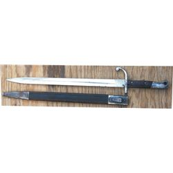 Early military bayonet