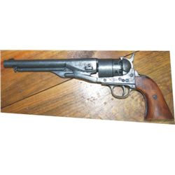 Open top Colt prop gun