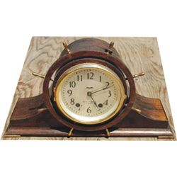 Seth Thomas 7 jewel mantle clock