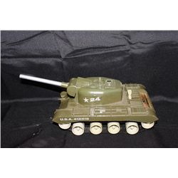 REMCO TANK W/ ORIG. BOX - BATTERY OPERATED