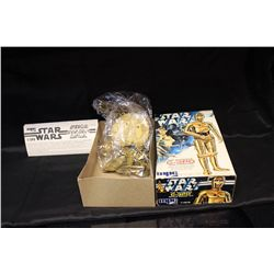 STAR WARS 1977 NEW IN BOX