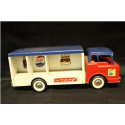 "PEPSI DELIVERY TRUCK BY NY-LINT 16.5"" - GOOD COND."