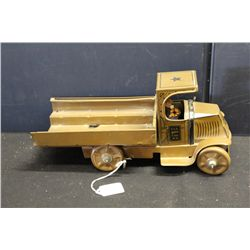 ARMY TRUCK BY MARX - PRESSED TIN 13